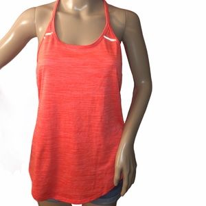 Tops - CORAL RACERBACK ATHLETIC TANK TOP